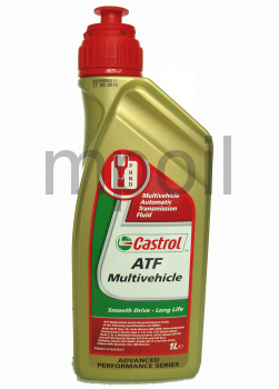 Масло трансм. CASTROL ATF Multivehicle (Tmx-E) 1л