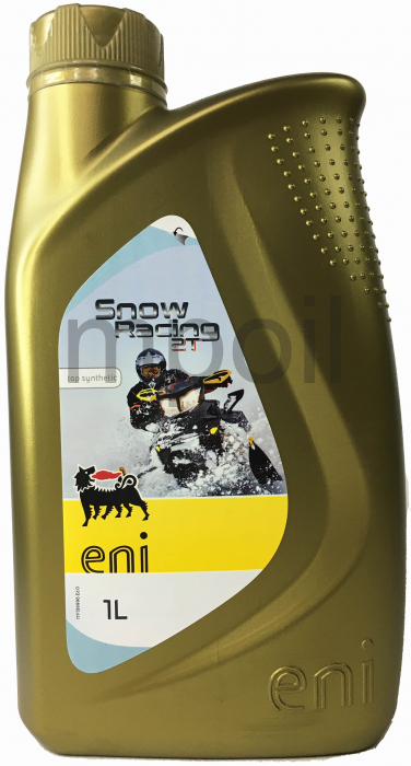 Масло Eni Snow Racing синт. 1л