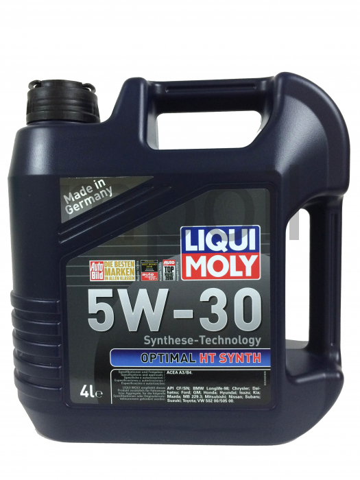 Масло LIQUI MOLY Optimal HT Synth 5w30 (4л)