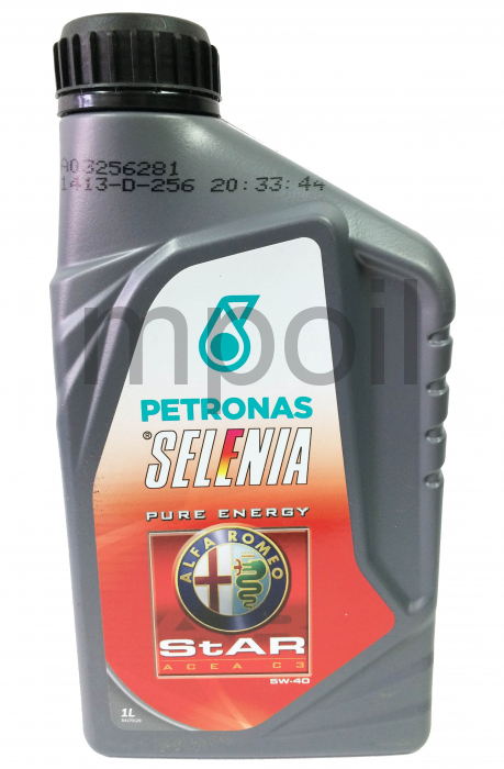 Масло Selenia STAR PURE ENERGY 5W40 1л